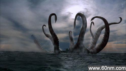 曝光世界各地传说中神秘怪兽的真面目