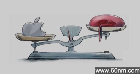 夫妻为买苹果手机 明码标价5万卖女儿_大千世界