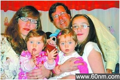 45岁阿根廷女用12年冷冻卵子孕双胞胎_大千世界