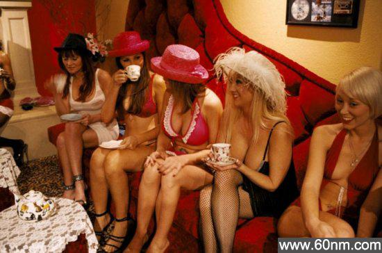 德国日卖淫120万次 被讽为欧洲妓院_大千世界