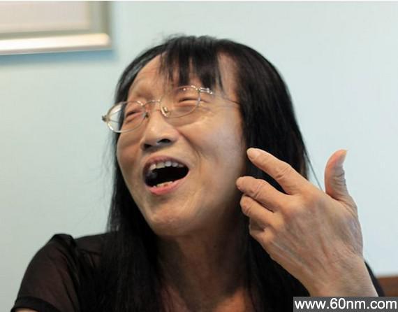 84岁老头吃激素隆胸成功变性老太婆_大千世界