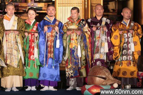 日本时尚和尚娶妻又吃肉 闹市开酒吧_大千世界