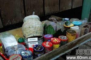 缅甸的另类风俗 为何抽烟的只有女人_大千世界