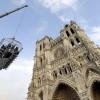 """比利时50米高空打造奢华""""空中餐厅""""_大千世界"""