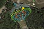 世界最高跳楼机将运行 时速145公里_大千世界