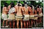 神秘古老部落:男女老少竟脱光狂欢!_大千世界