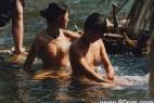 春光乍泄 中国五大最著名的裸浴风俗_大千世界