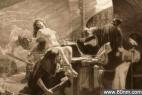猎杀十万女巫:裸体被下流刑具处死_大千世界