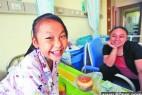 重庆:一盘酸辣肉丝辣得10岁女孩吐血_大千世界