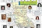 加拿大恐怖公路:30年43名女性失踪_大千世界