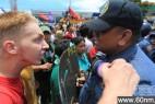 荷兰男子骂哭菲警察 被菲政府驱逐_大千世界