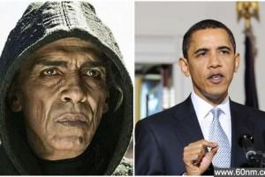 《圣经故事》魔鬼撒旦酷竟似奥巴马_大千世界