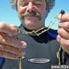 海底意外发现价值25万美元17世纪金链_大千世界