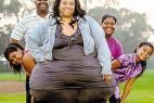 """拥有""""世界上最大臀""""女子 臀围2.4米_大千世界"""