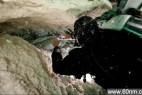 """潜水员在海下洞穴发现神秘怪异外星人""""粘液""""_大千世界"""