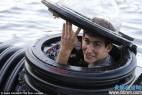 美国年仅18岁的中学生 竟然自制潜水艇_大千世界