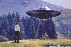 """新西兰军方公开UFO文件 曾""""接触""""地外生物_大千世界"""