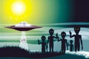"""与外星人""""搭讪""""那些事(图)"""