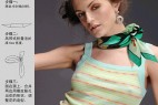 围巾10种系法,爱美的女生一定收藏啊