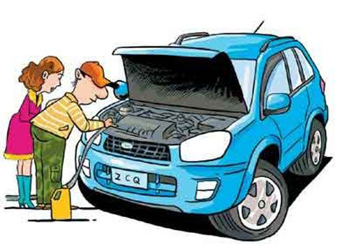 你的车是5000公里换机油,一个骗了国人几十年的假话,果断转发出去让大家不再受骗!